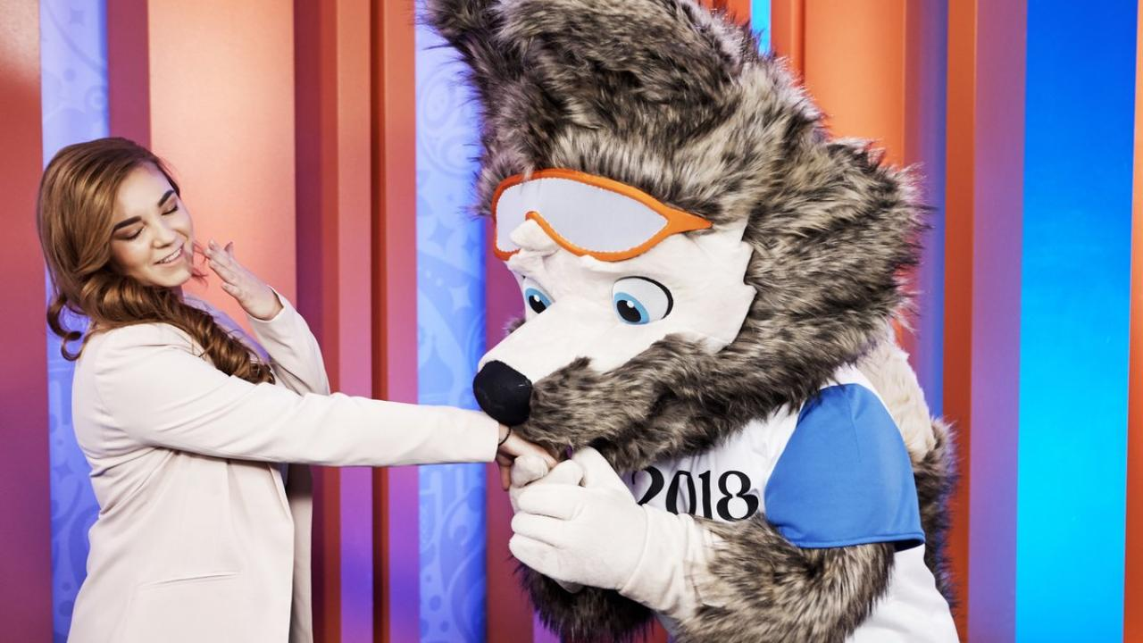 World Cup Wolf