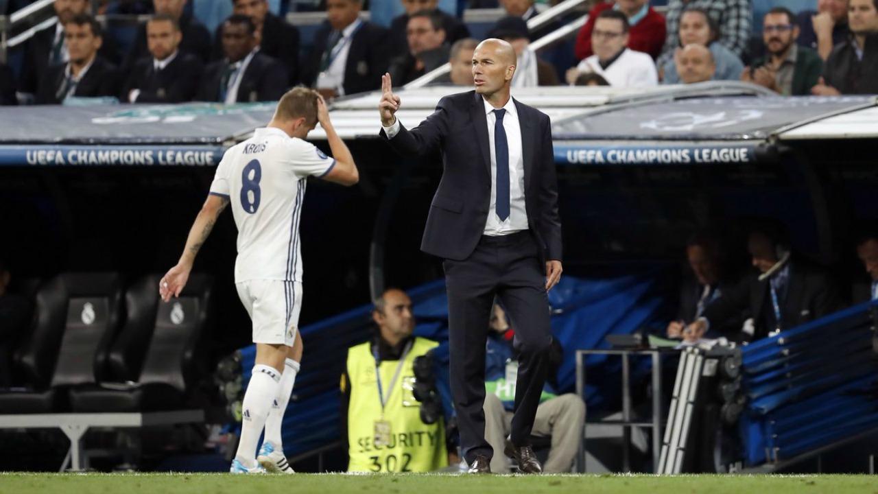 Zinedine Zidane's Real Madrid