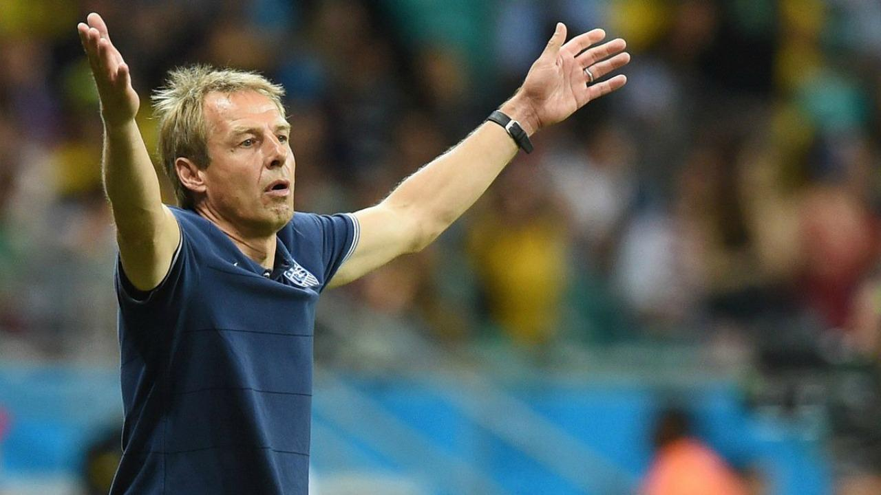 Jurgen Klinsmann needs to be fired.