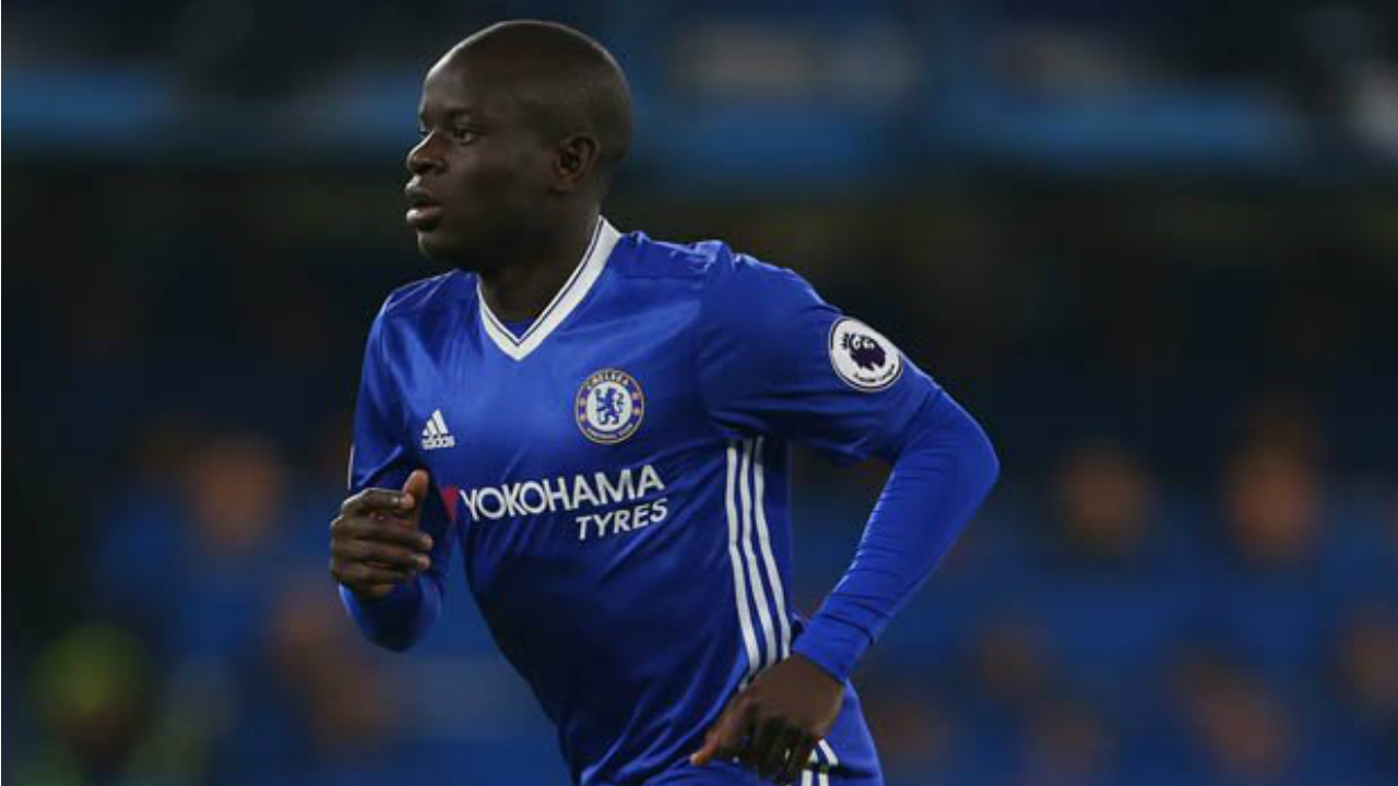 N'Golo Kante has been vital to Chelsea's success.