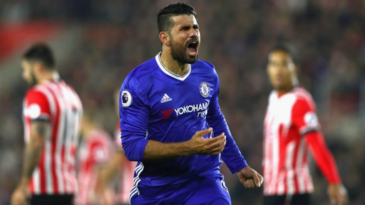 Diego Costa s Fiery Nature Appears To Have Destroyed His Chelsea