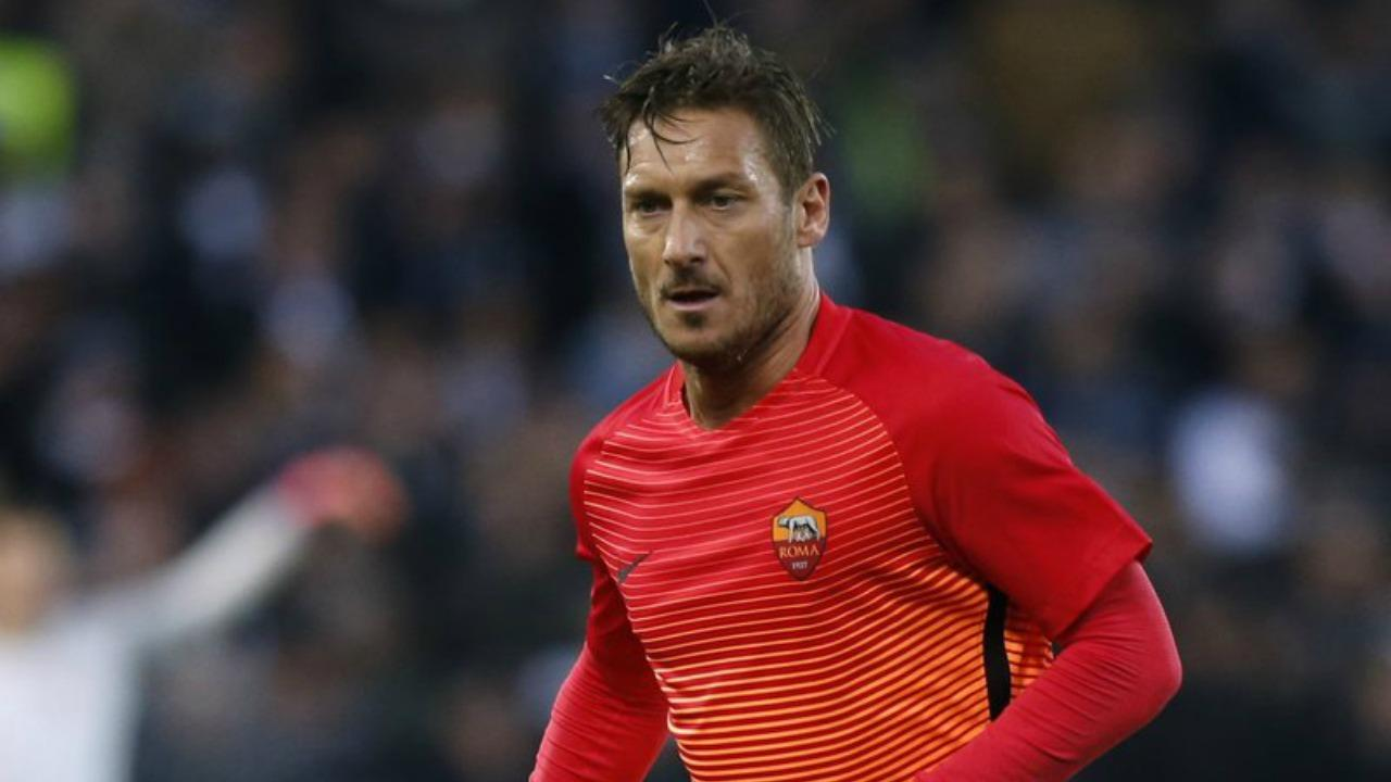 Francesco Totti s Professional Career Is Now Old Enough To Rent A