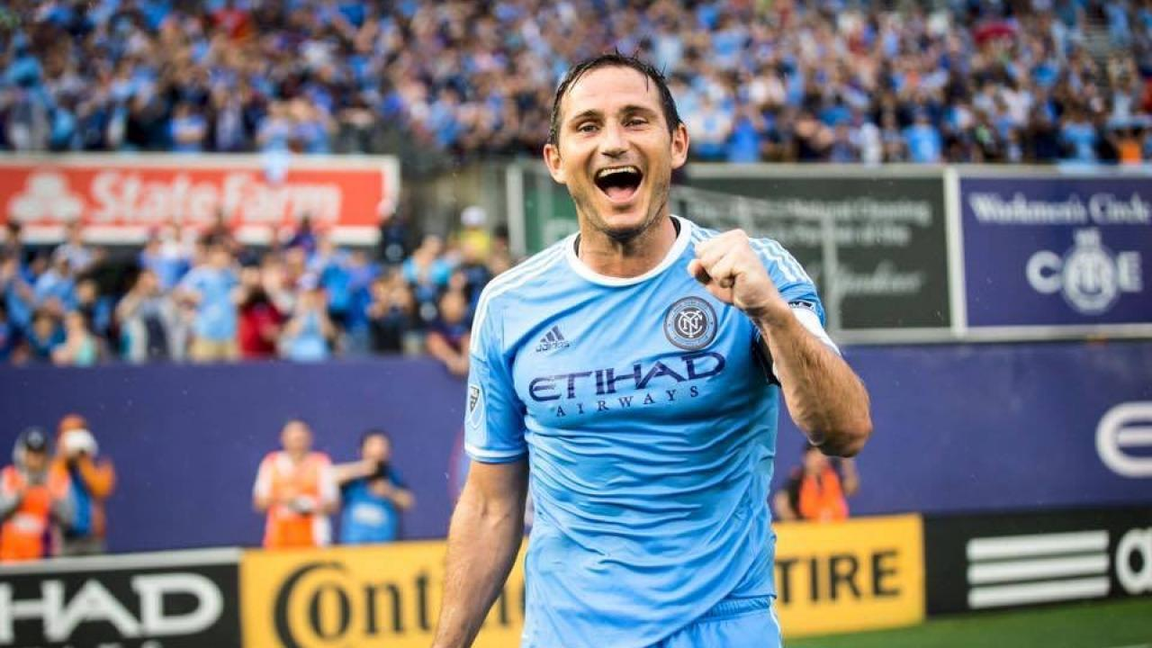 NY Red Bulls Troll Frank Lampard Retirement English Media Can