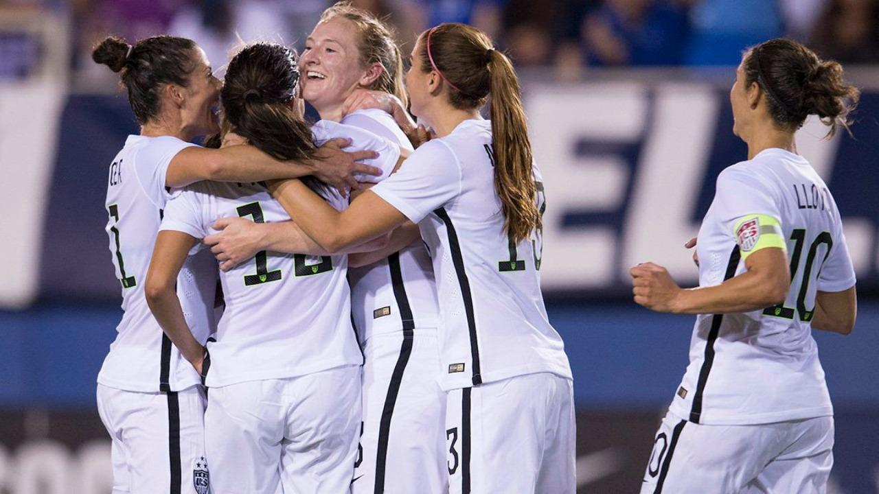 The 2017 SheBelieves Cup