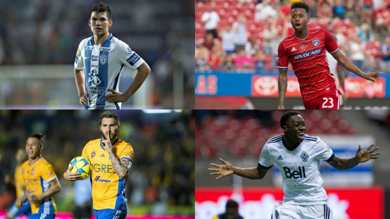 Liga MX and MLS square up in CCL semifinals.