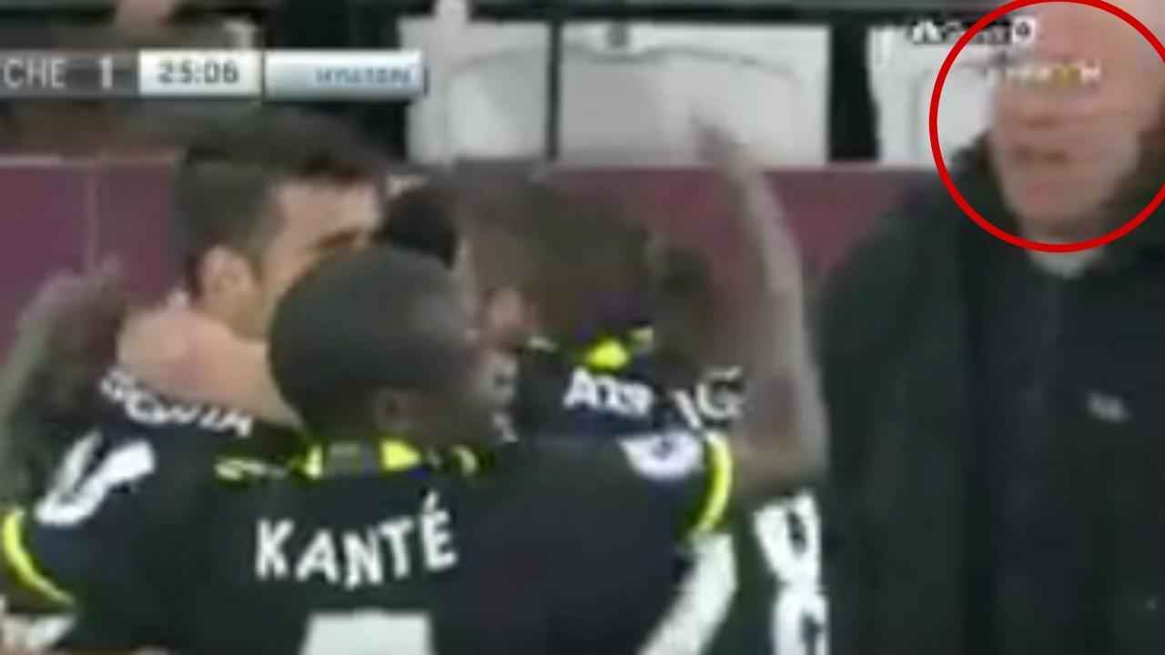 Eden Hazard goal vs. West Ham