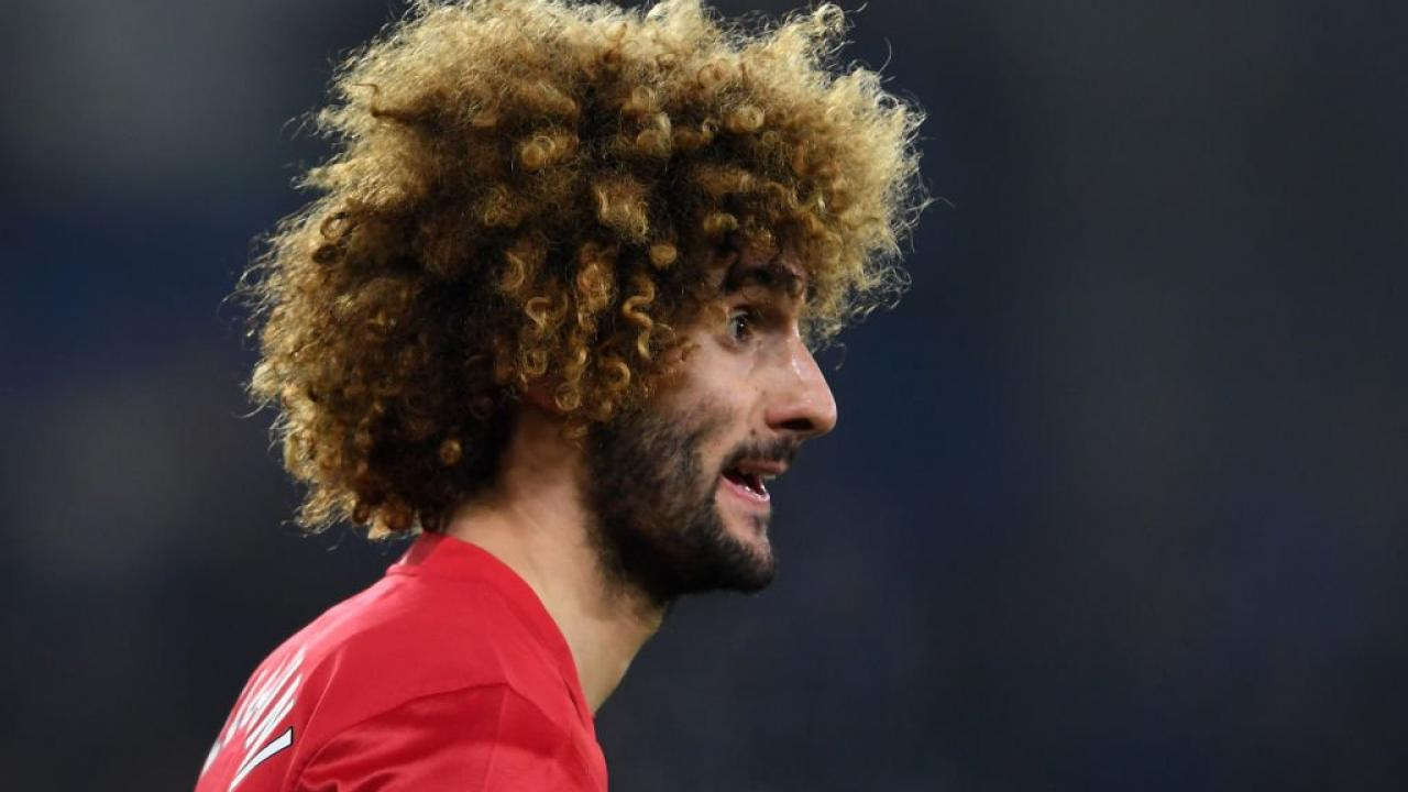 Marouane Fellaini s Chest Defrosts An Otherwise Frozen Affair In