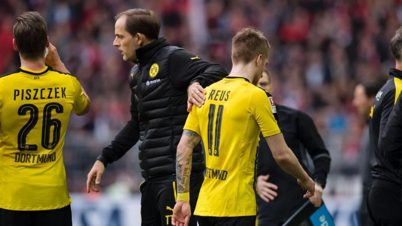 Marco Reus Has Suffered Another Injury