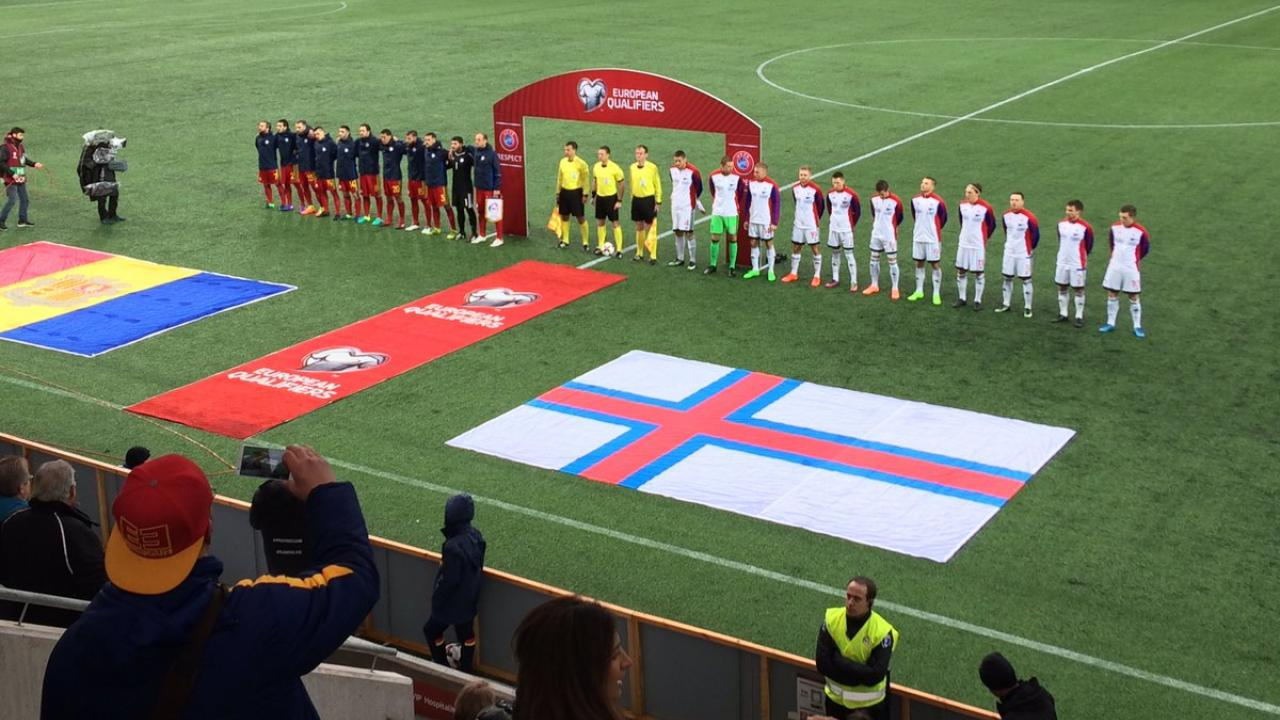 Andorra vs. Faroe Islands
