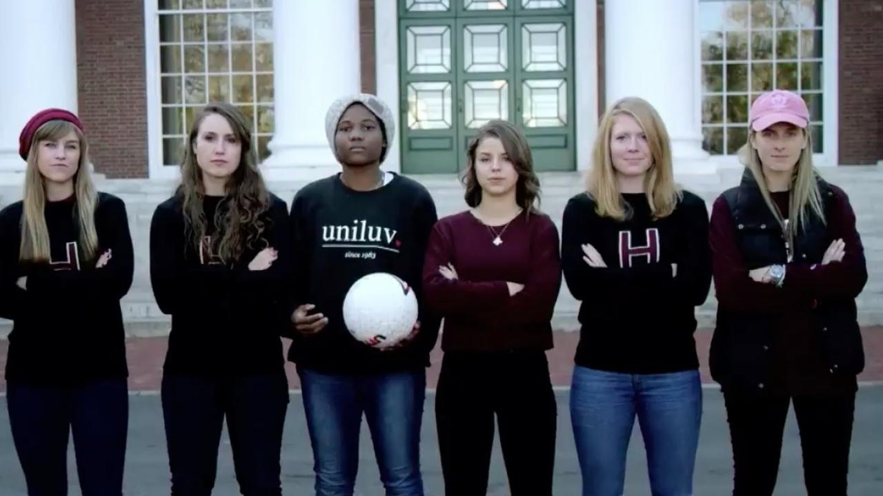 Harvard women's soccer