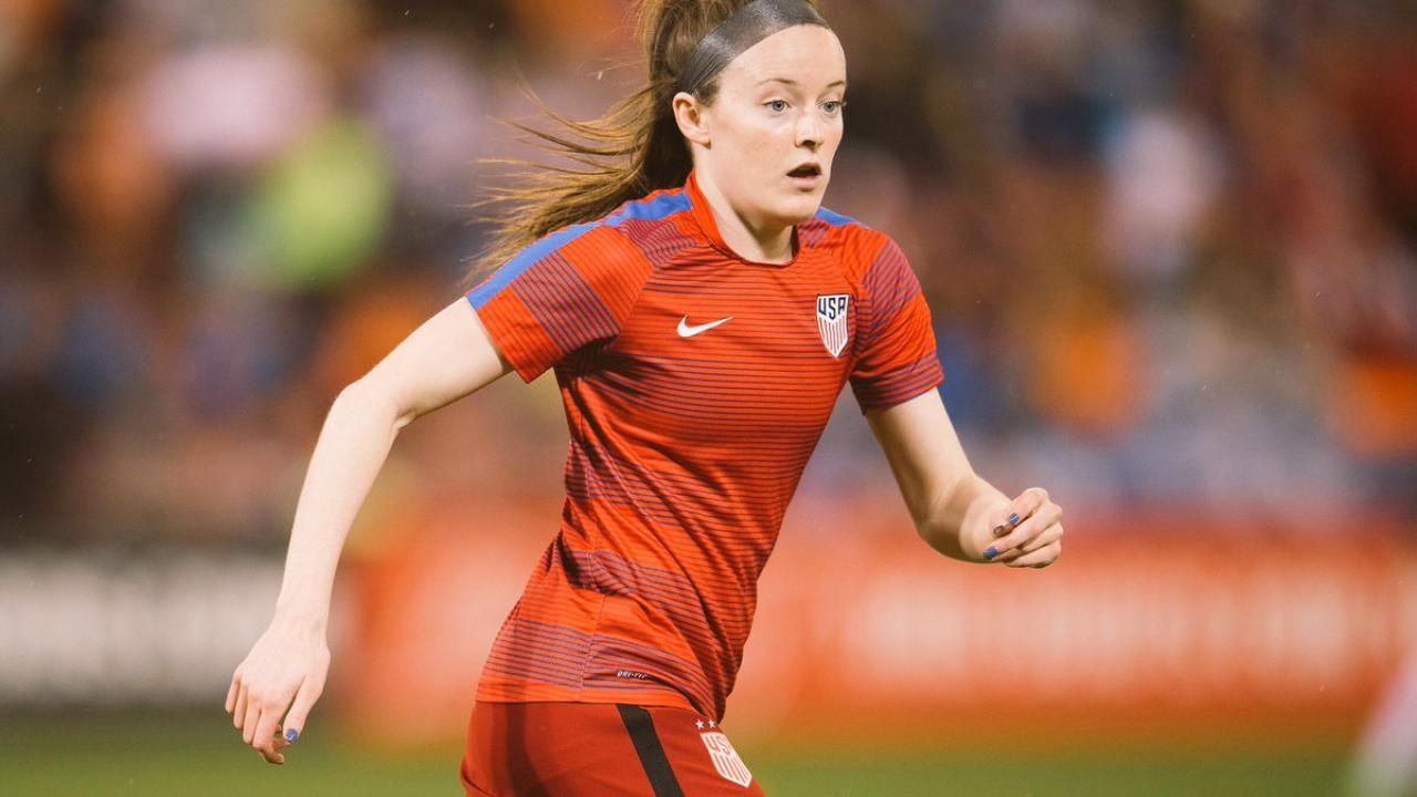 Rose Lavelle Dazzles In USWNT 4 0 Win Over Russia