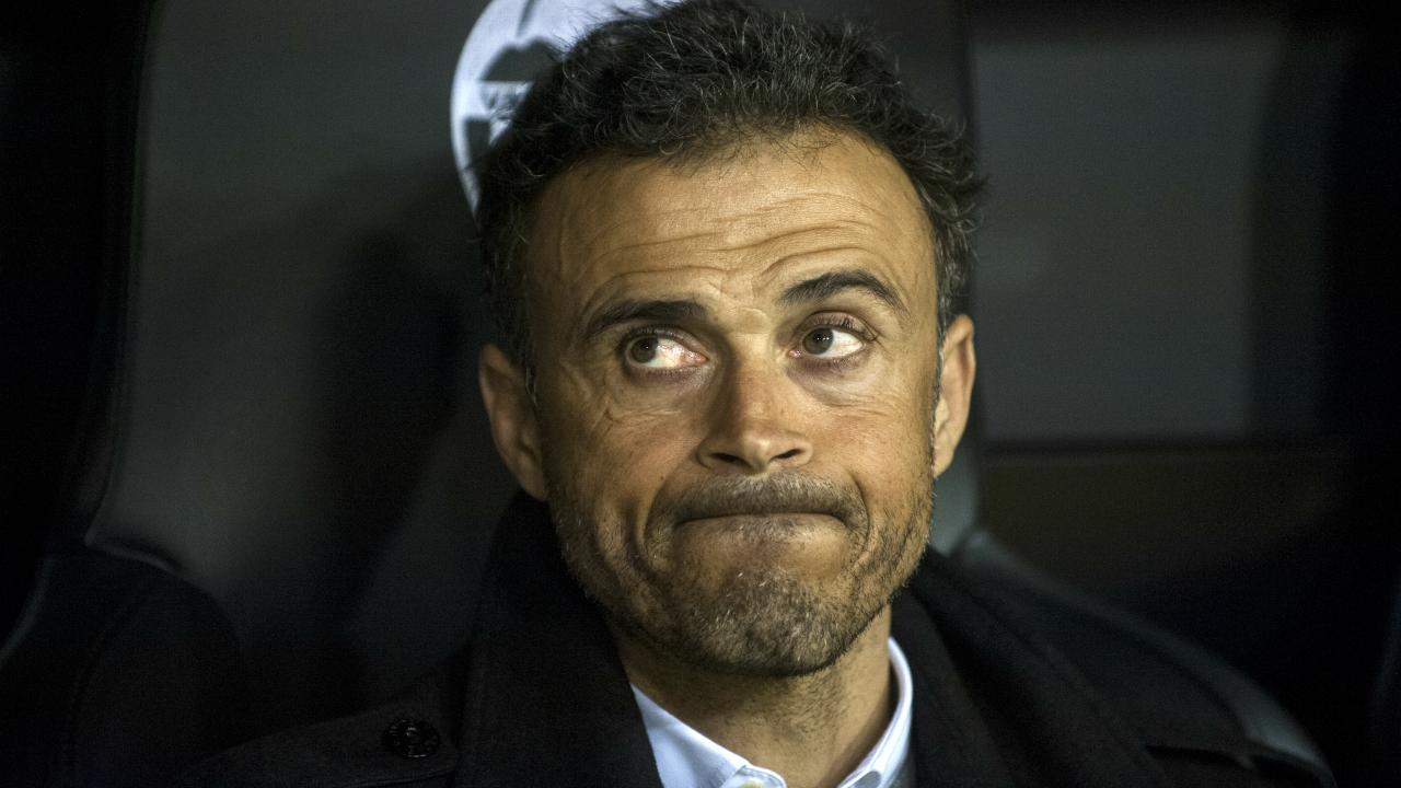 Luis Enrique's Winning Record Might Not Be Enough