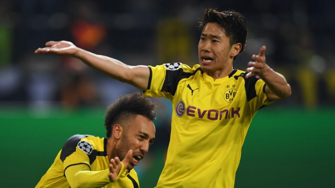 Shinji Kagawa Pulled e Back For Dortmund Right When They Needed It