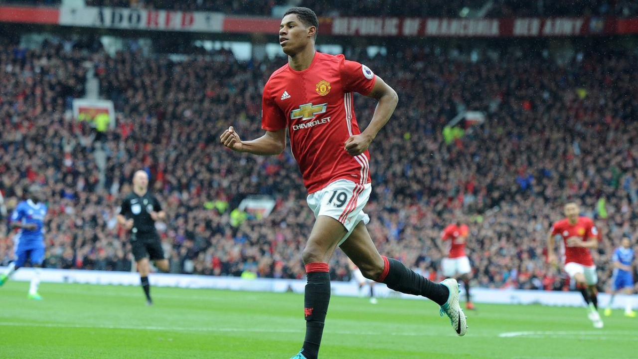 Marcus Rashford Helps Man United Defeat Chelsea 2 0