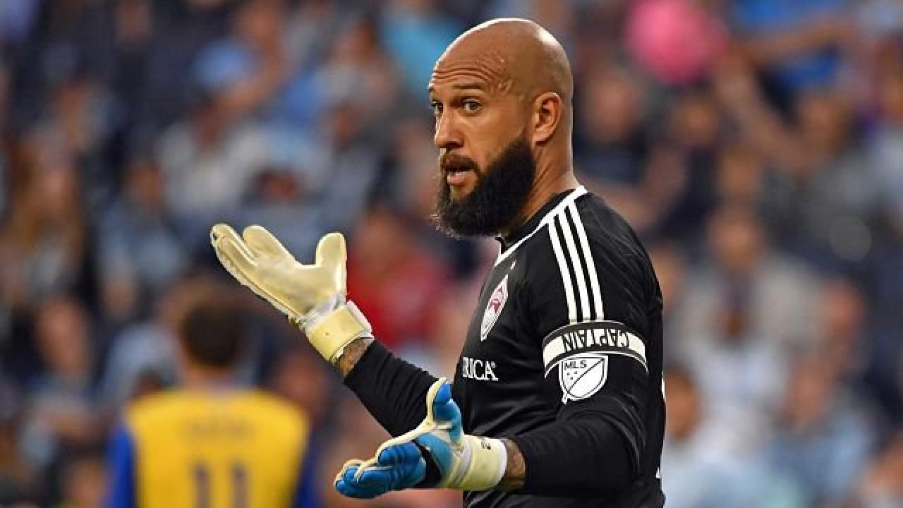 Tim Howard Receives 3 Match Ban For Fighting With A Fan