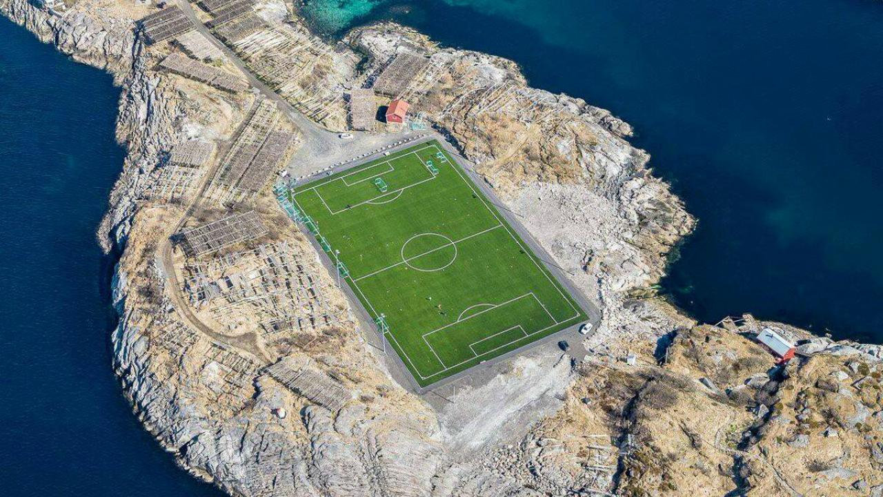Amazing Soccer Stadiums