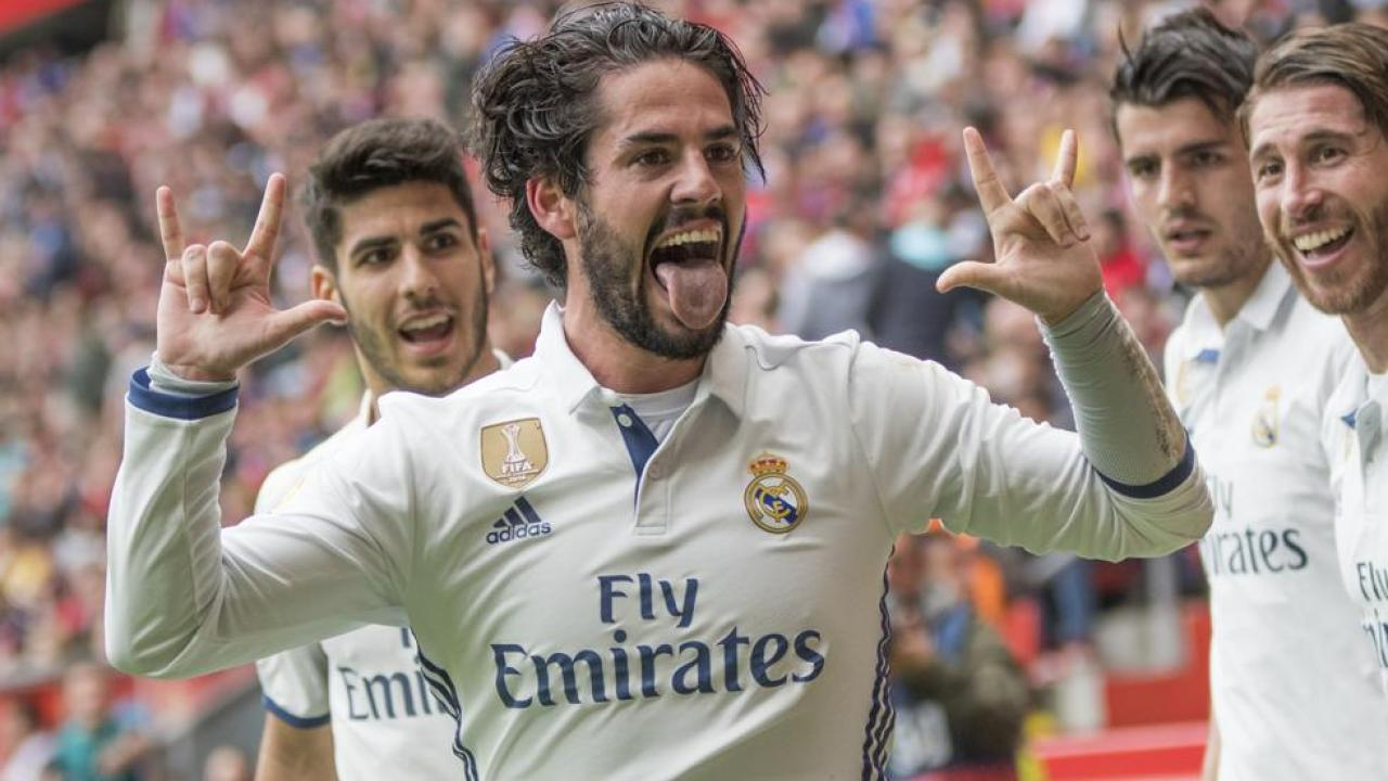Isco Was The Best Player In The World Throughout April