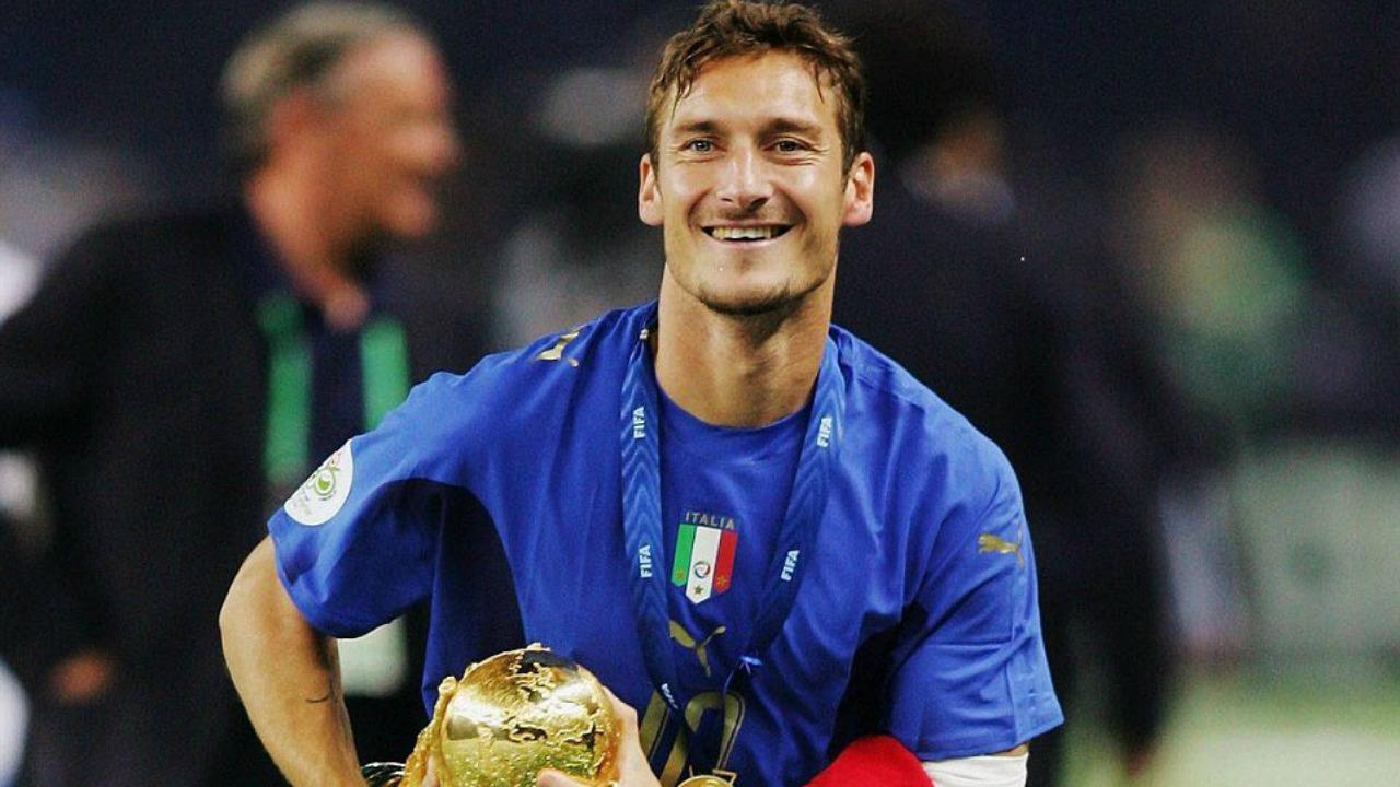 Francesco Totti Will Retire At The End The Season