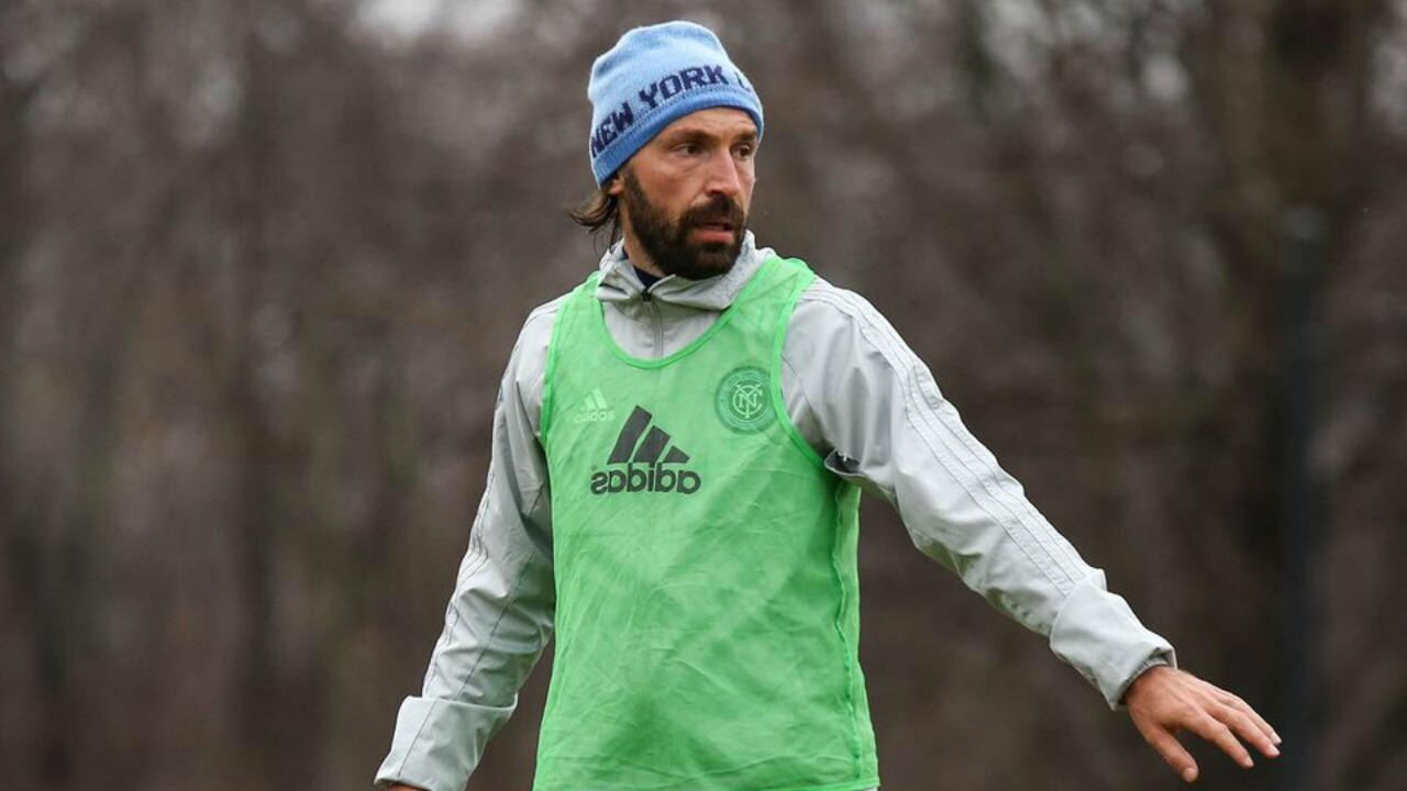 Andrea Pirlo Has Been Benched For Three Weeks Despite His Salary