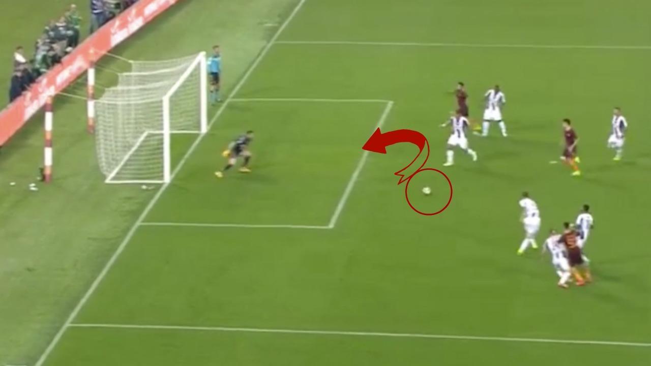 Stephan El Shaarawy goal
