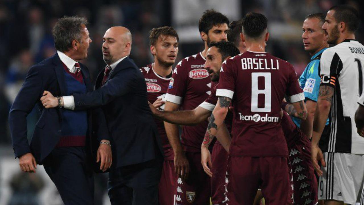 Torino manager Sinisa Mihajlovic