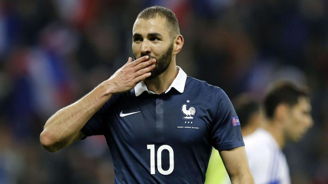 Di r Deschamps Makes His Stance Karim Benzema Clear