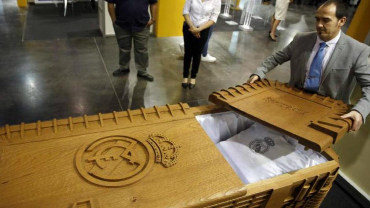 Bernabeu Coffin
