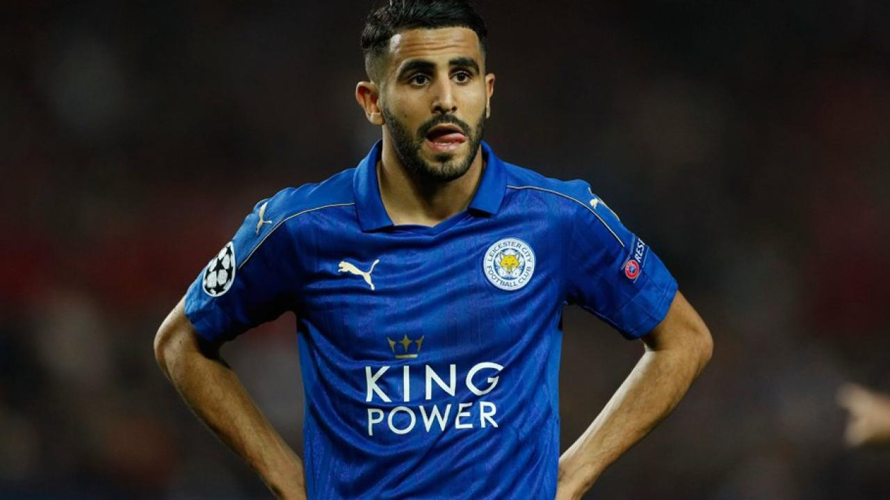 Riyad Mahrez Has Told Leicester City That He Wants To Leave