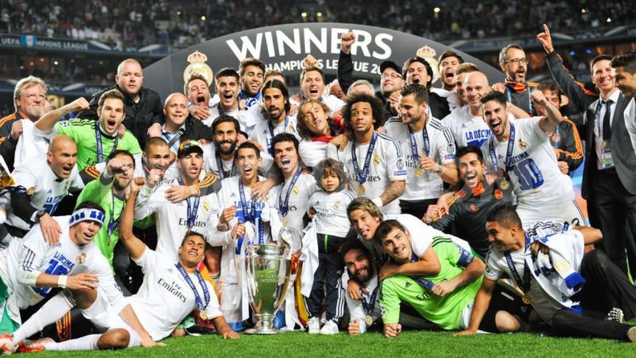 Champions League Title Winners By The Numbers