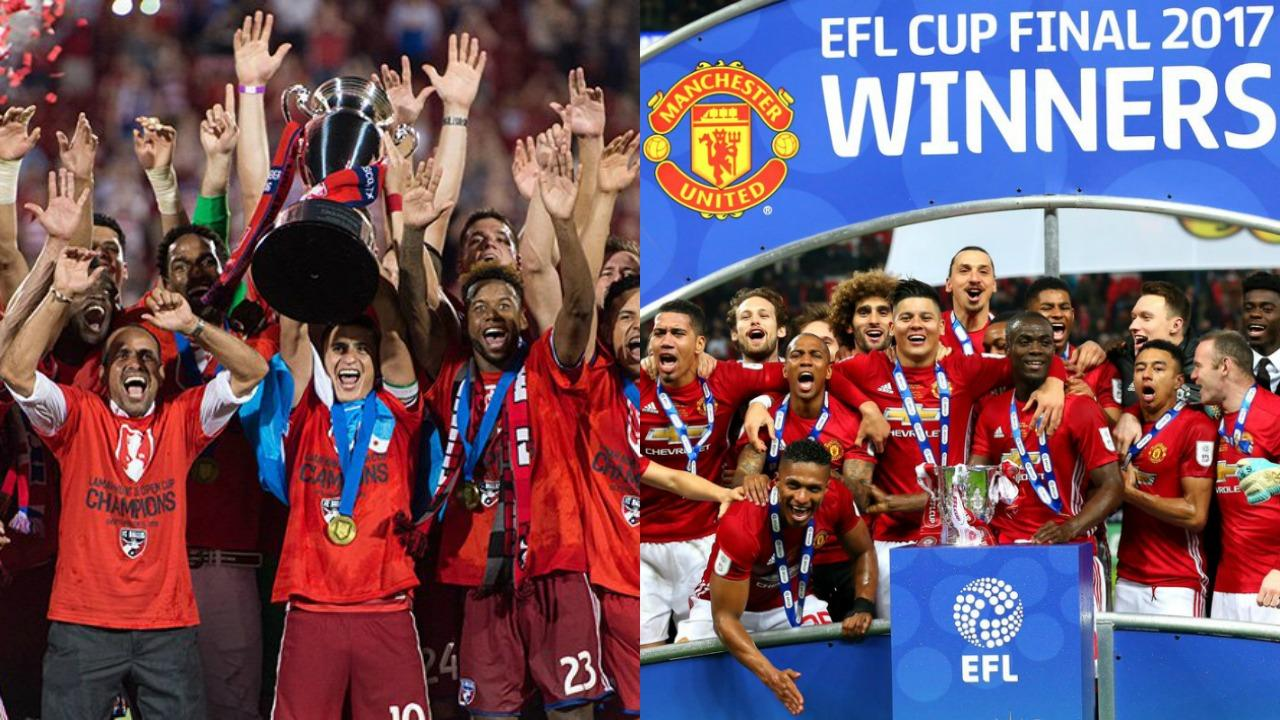 FC Dallas and Manchester United