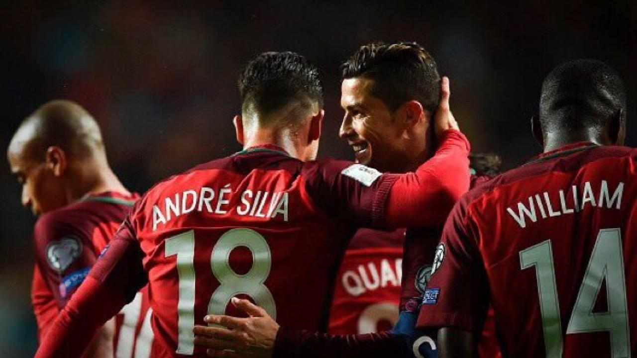 Andre Silva Is The Great Hope For AC Milan And Portugal