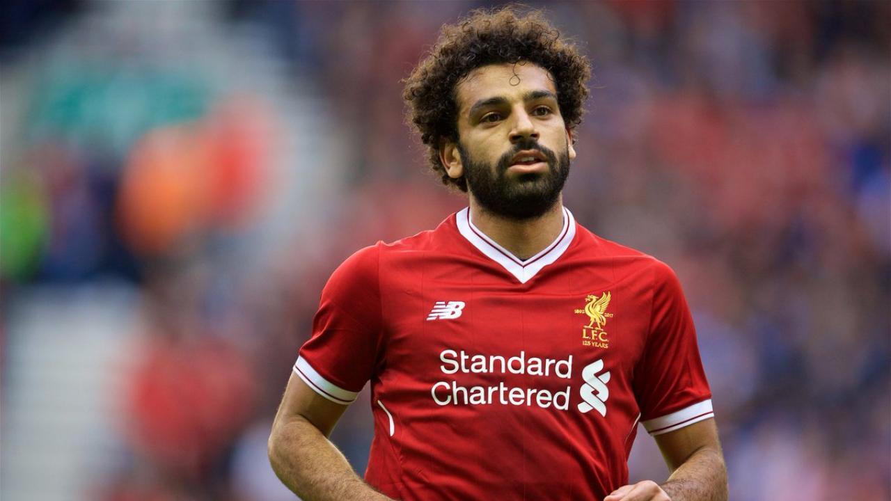 Mohamed Salah Scored In His Liverpool Debut