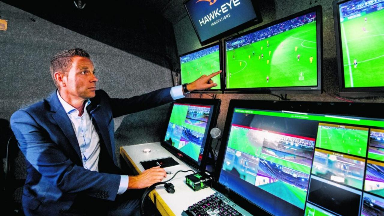 Image result for Var soccer