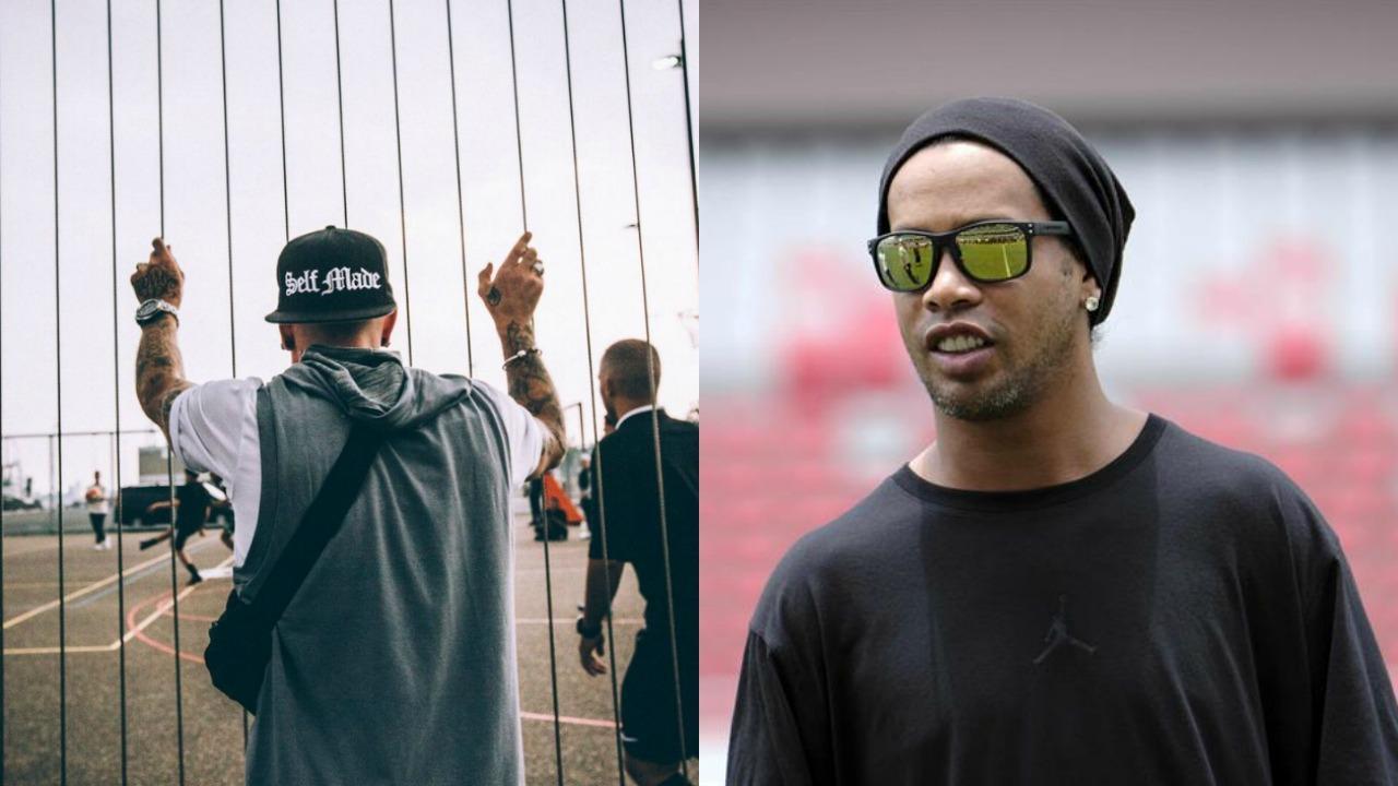 Ronaldinho's Globe Street Team