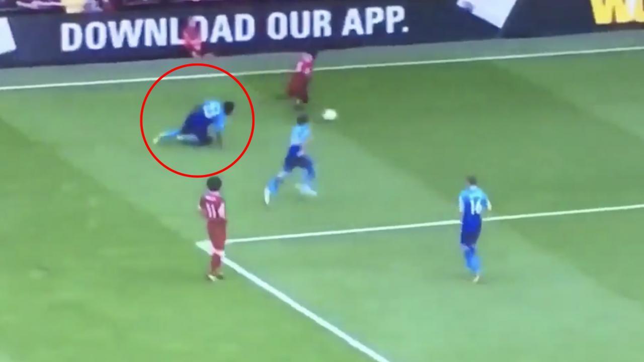 Gini Wijnaldum Breaking Ankles vs Arsenal