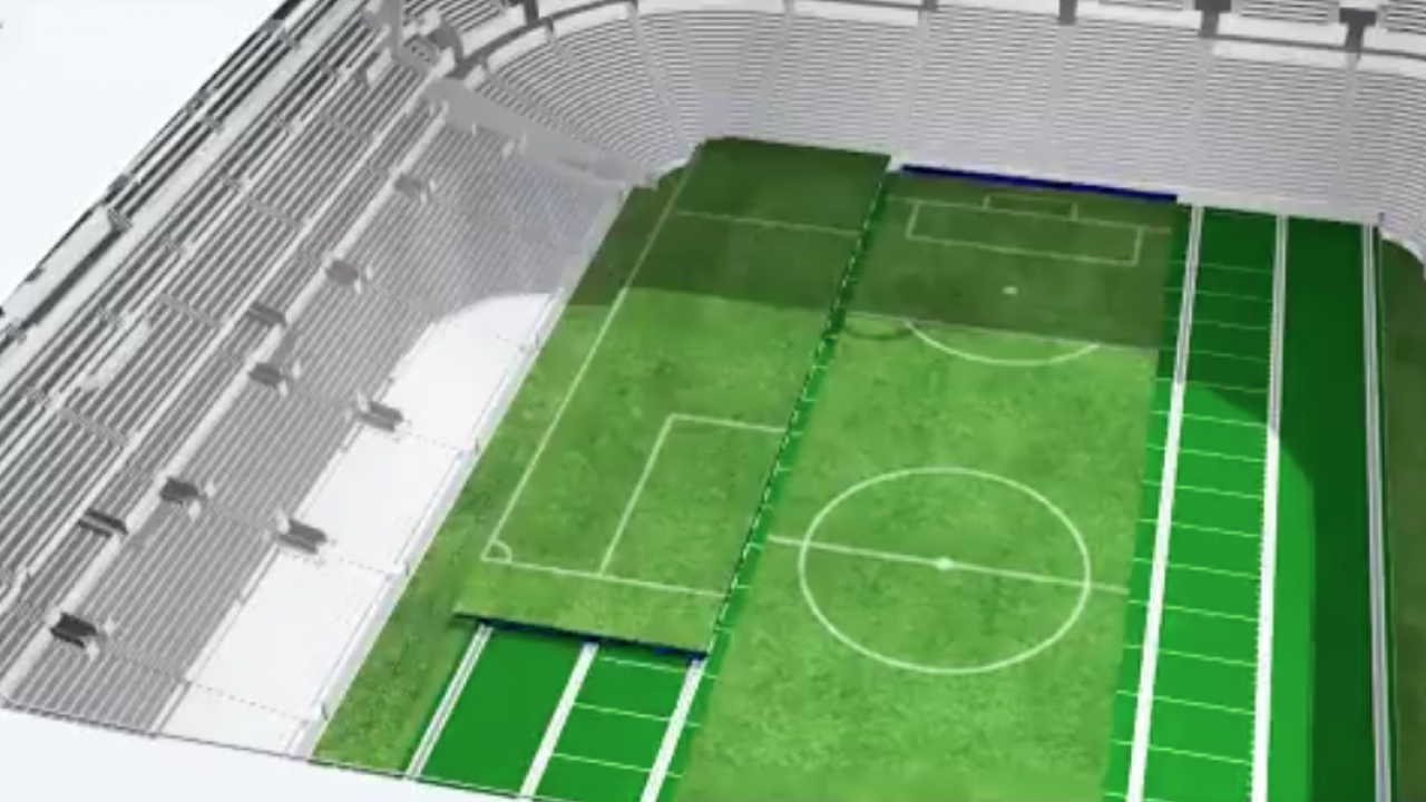 Transforming Soccer Stadiums