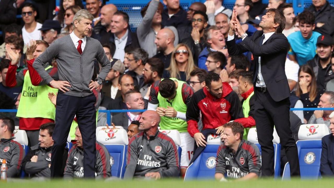 Arsene Wenger watch