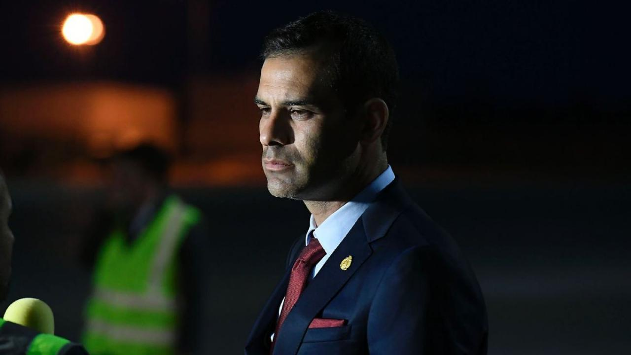 Rafa Márquez drug trafficking accusations
