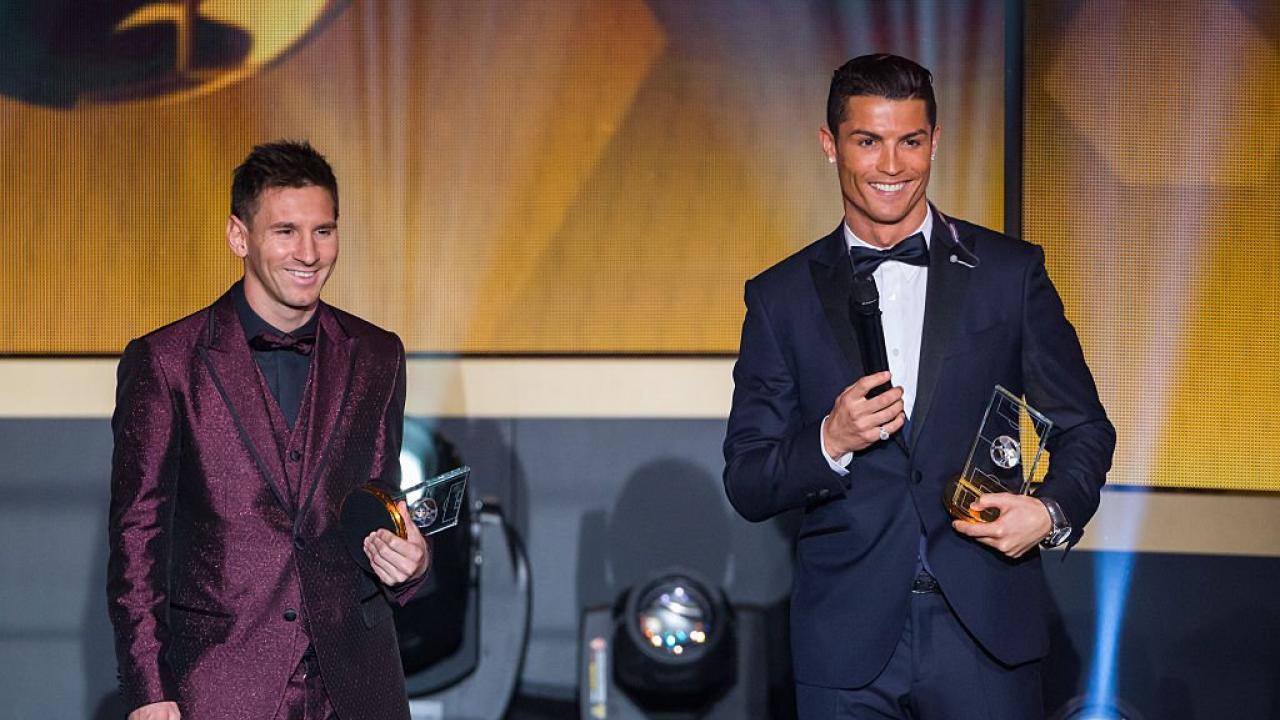 FIFA Nest Men's Player Nominees