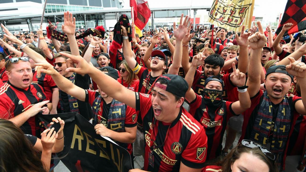 Best MLS fans