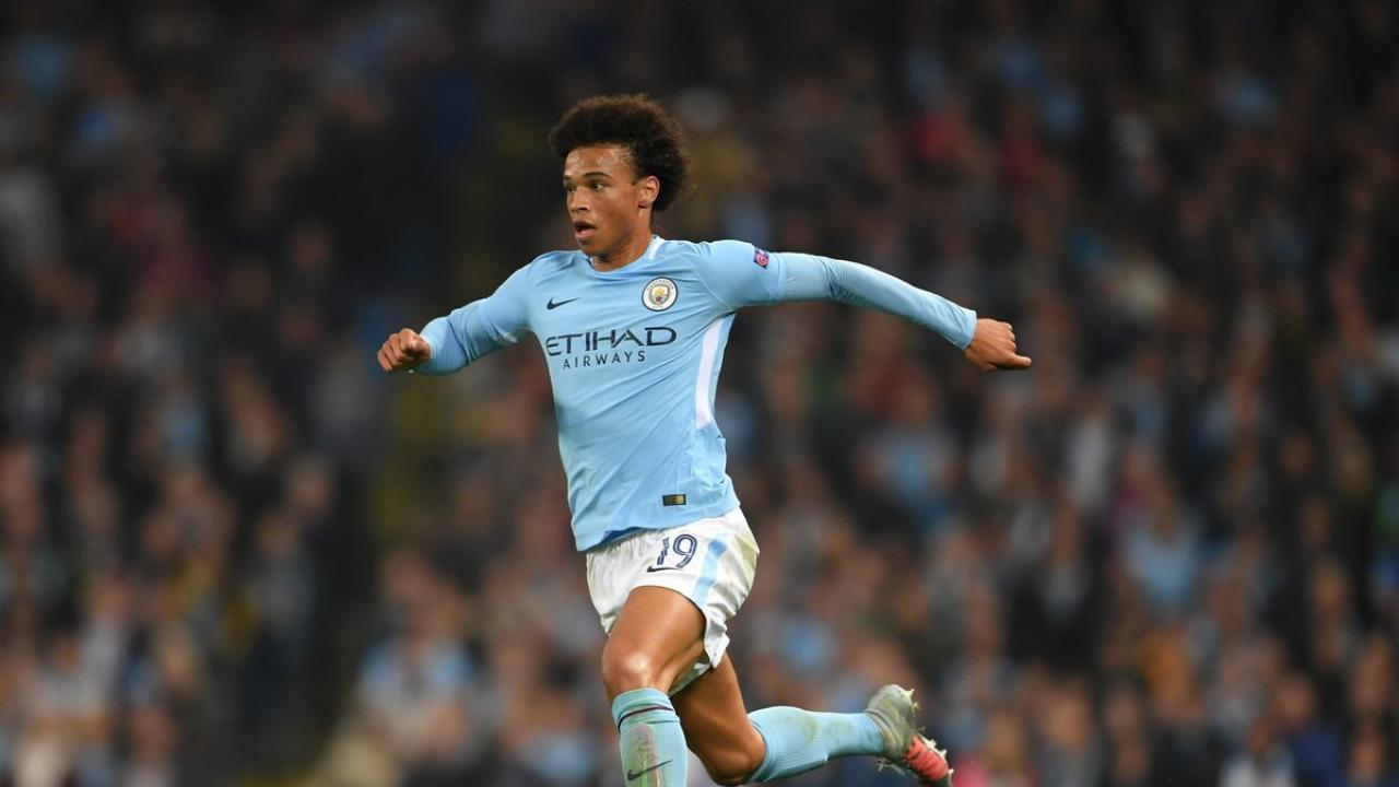 Leroy Sané Is Now The Fastest Player In The EPL