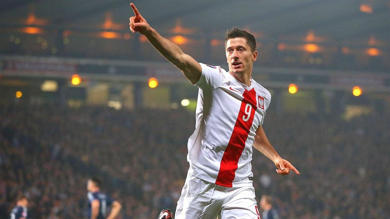 Robert Lewandowski Now Poland s All Time Leading Scorer