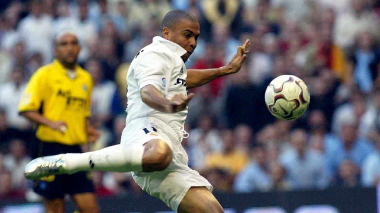 Ronaldo Nazario Real Madrid debut