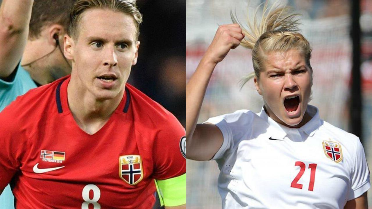 Norway equal pay