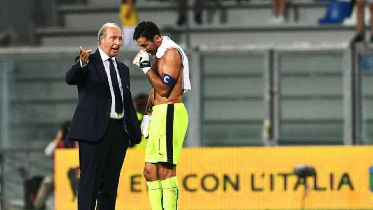 Ventura threatens Italy's World Cup