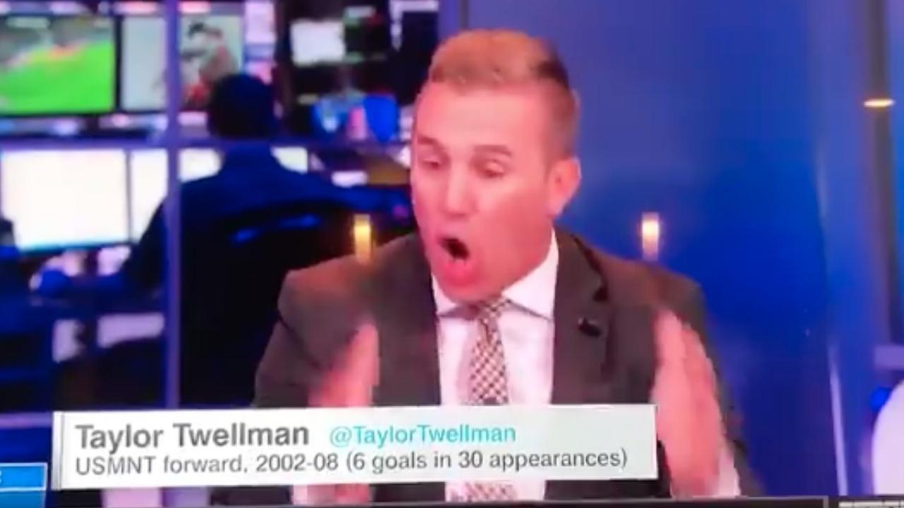 Taylor Twellman rant