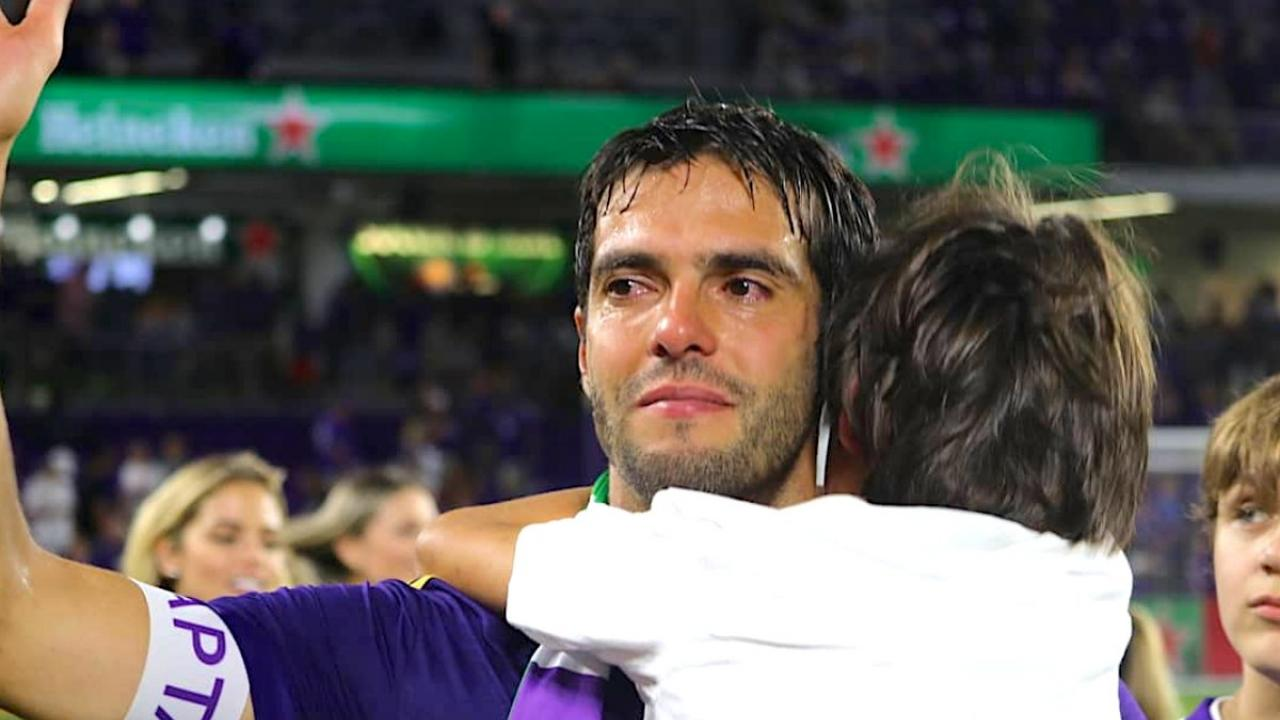 Kaka Farewell Brought Tears To His Eyes In Orlando City