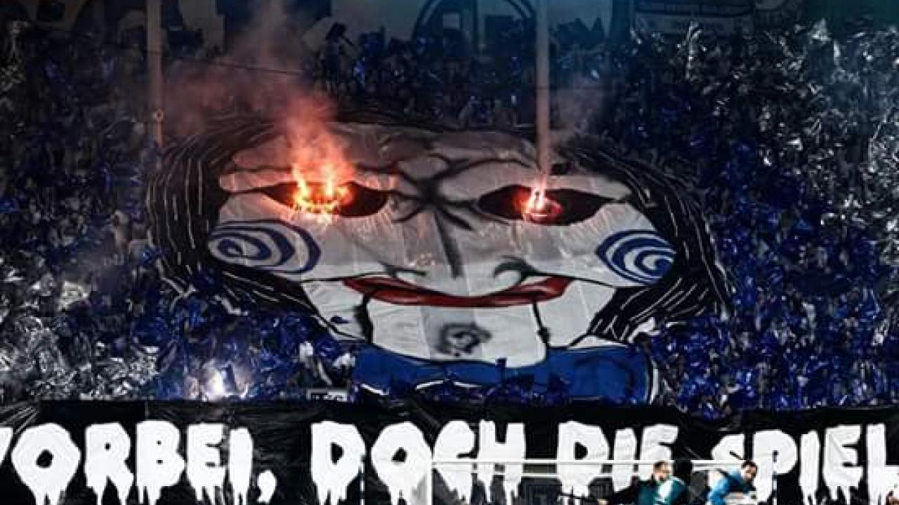 FC Magdeburg Tifo
