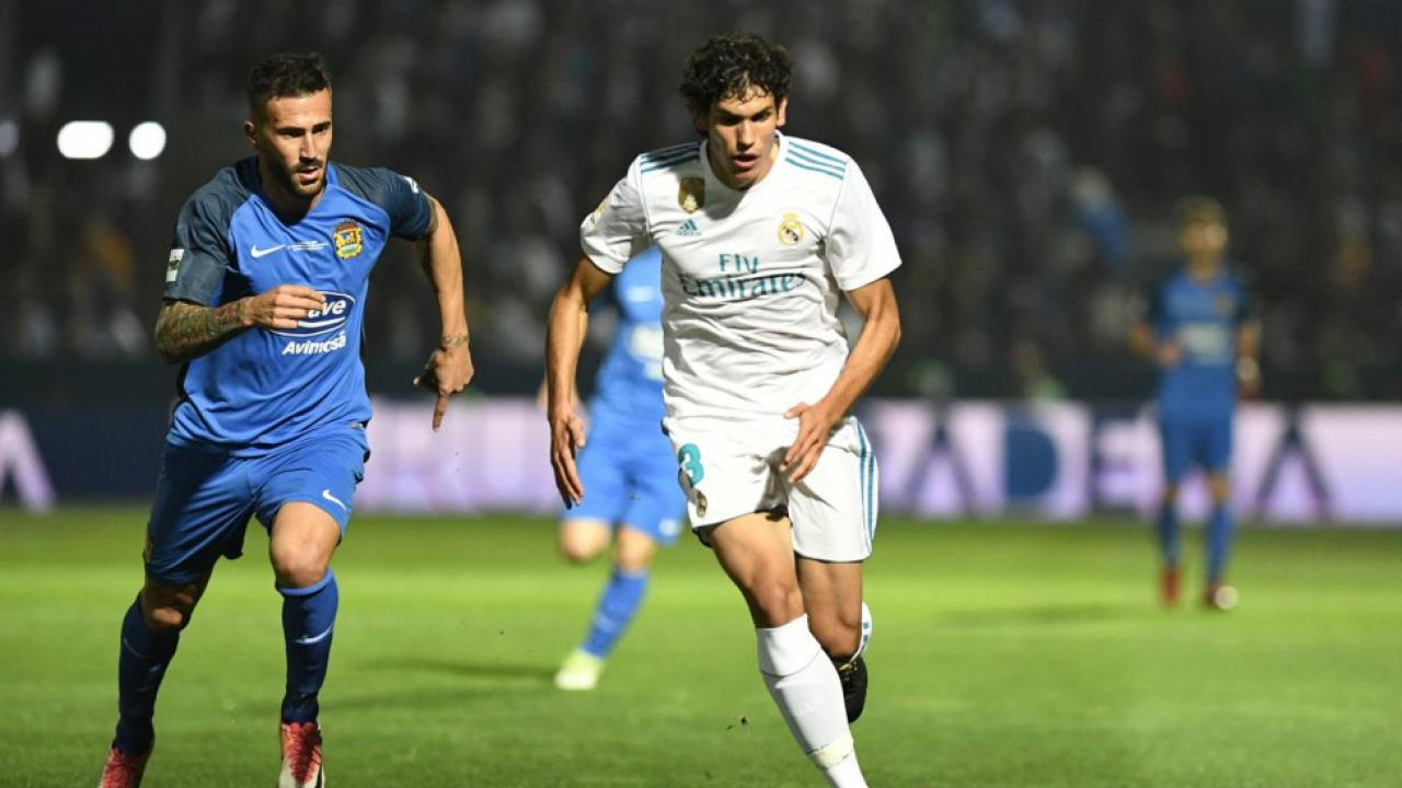 reckless jesus vallejo red card spoils real madrid debut