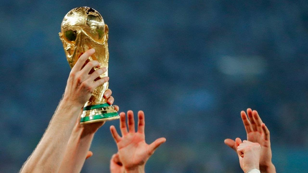 World cup prizes